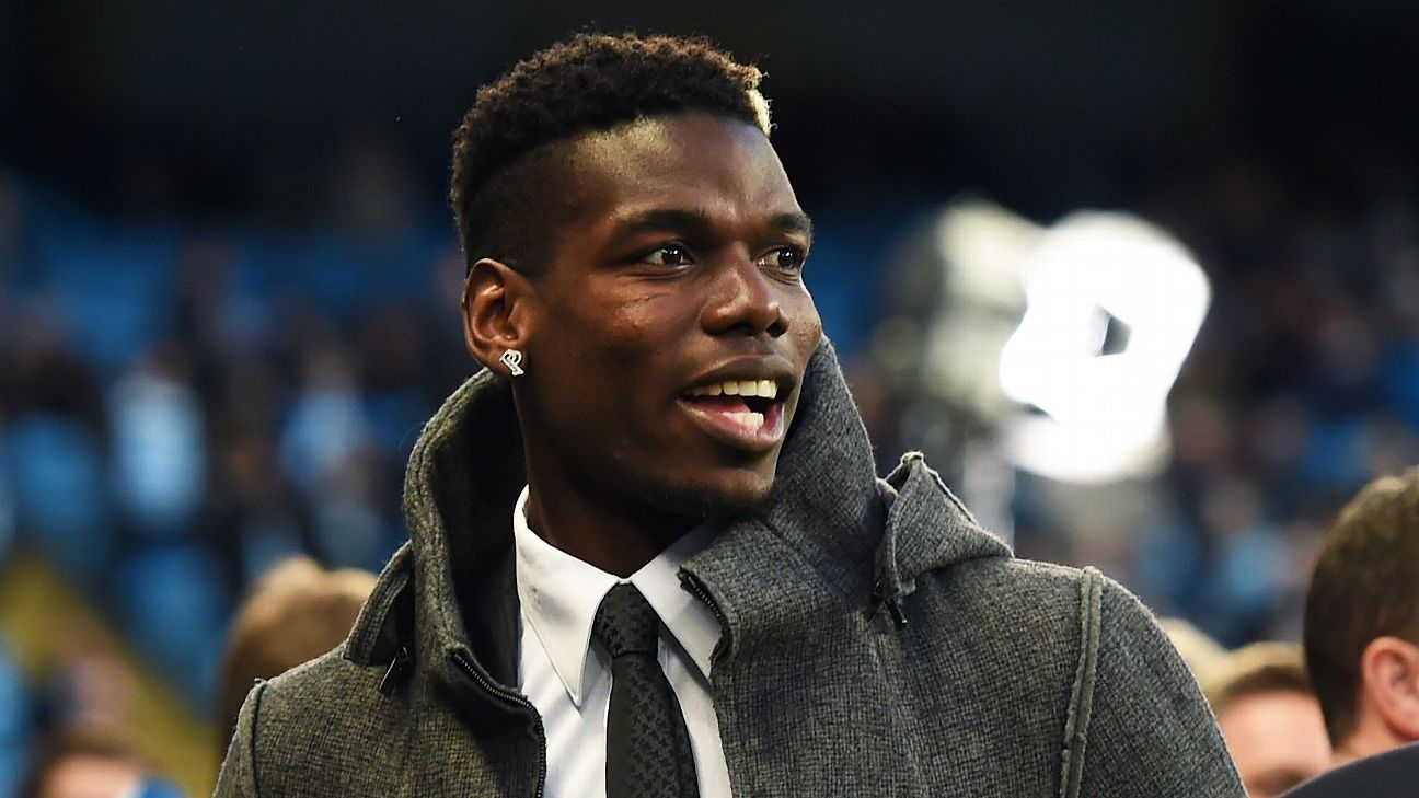 Manchester United  Paul Pogba could return to clash with Crystal Palace