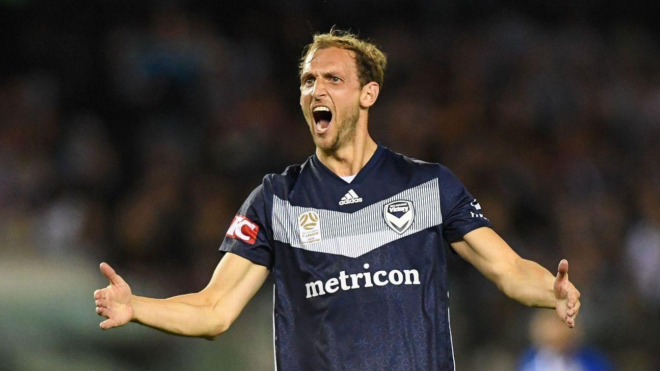 Melbourne Victory's Georg Niedermeier excited to play in Big Blue against Sydney FC