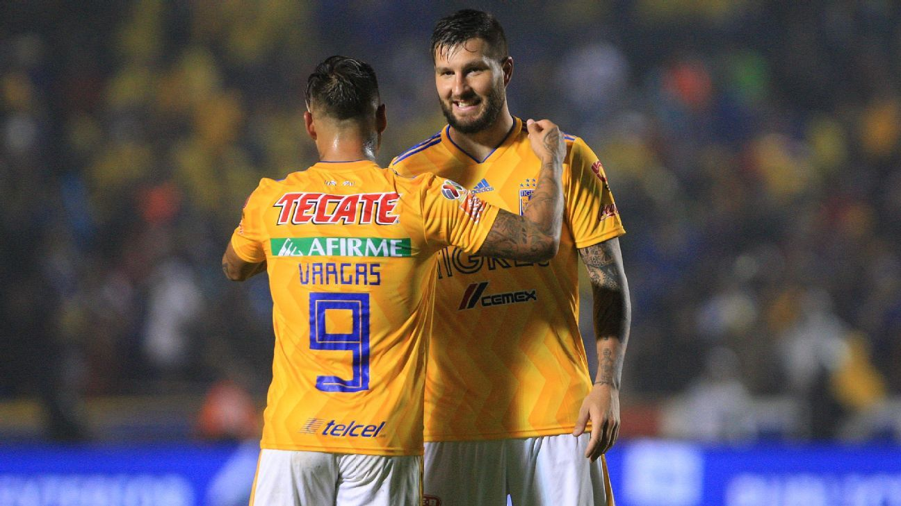 Andre-Pierre Gignac and Tigres will be a dangerous team should they qualify for the playoffs.