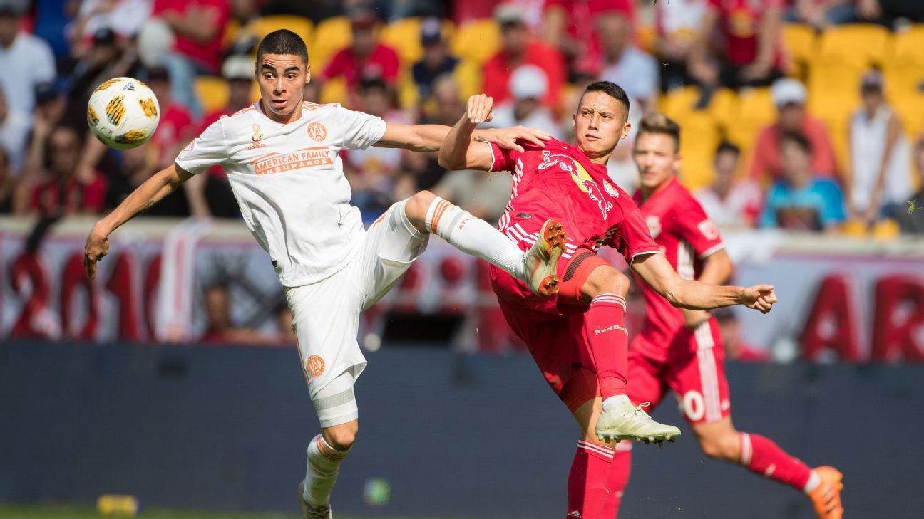 New York Red Bulls-Atlanta United conference finals matchup may as well be MLS Cup