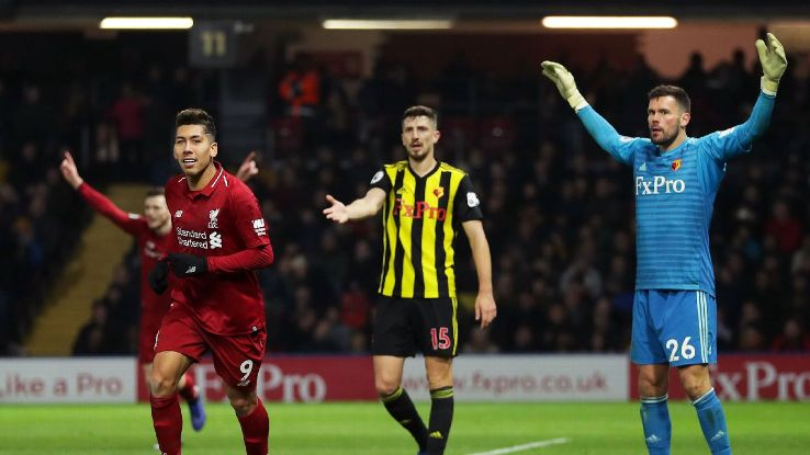 Roberto Firmino's late goal capped off an encouraging second-half performance from Liverpool's centre-forward.
