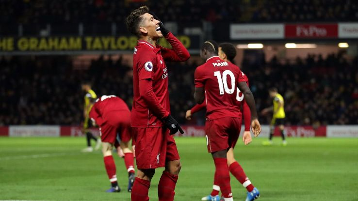 Roberto Firmino may be Liverpool's most important player and against Watford he showed why.
