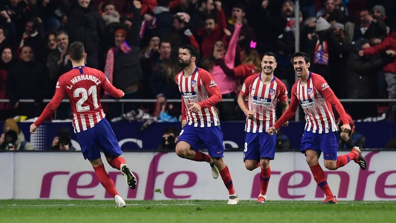 Diego Costa's first league goal since February looked to be a match-winner but there was still one more twist to the tale.