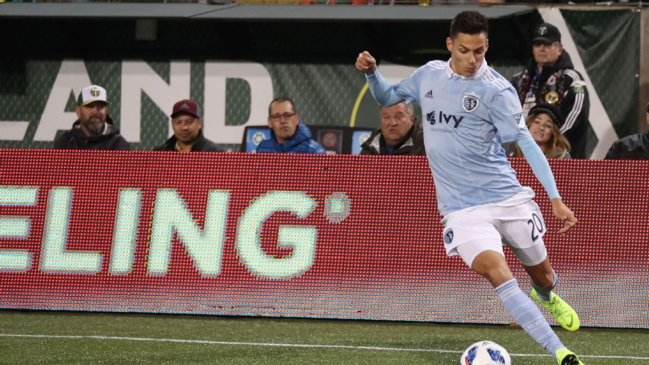 Echoes of 2013 as Sporting Kansas City hold out against the Portland Timbers