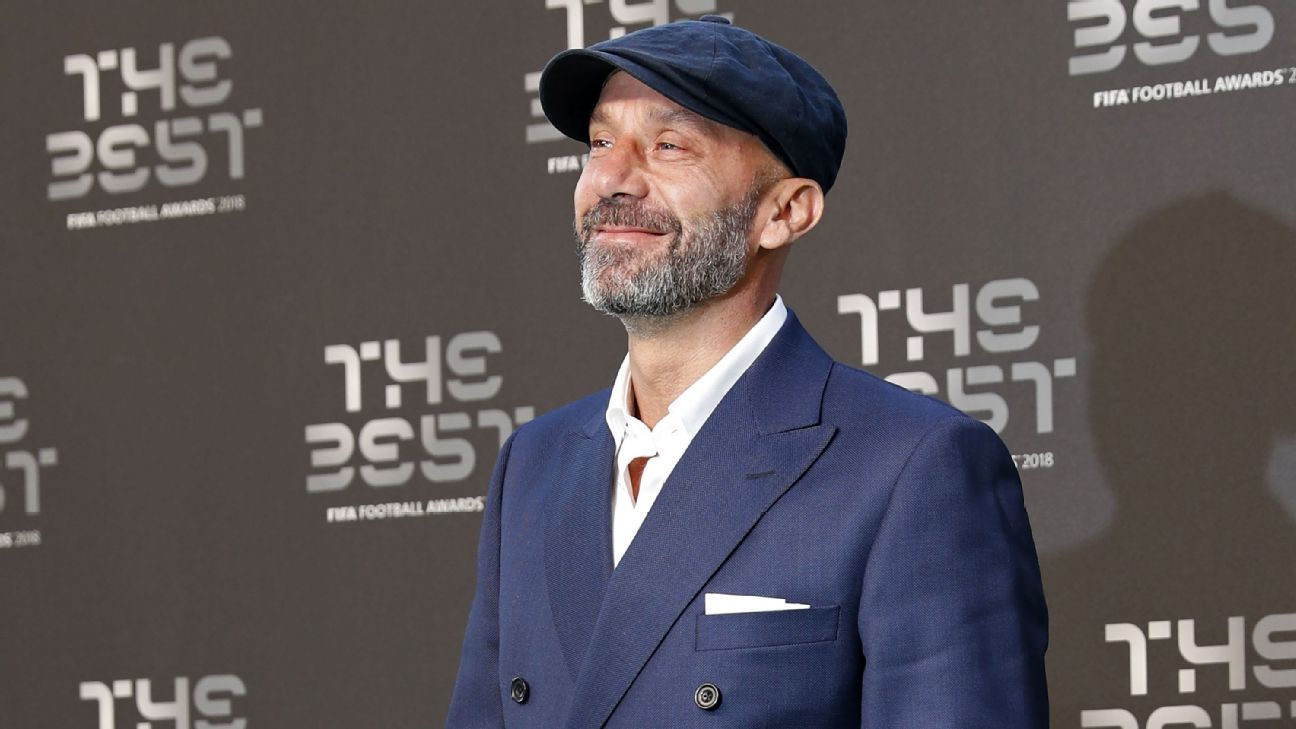Former Juventus and Chelsea forward Gianluca Vialli has revealed his battle with cancer