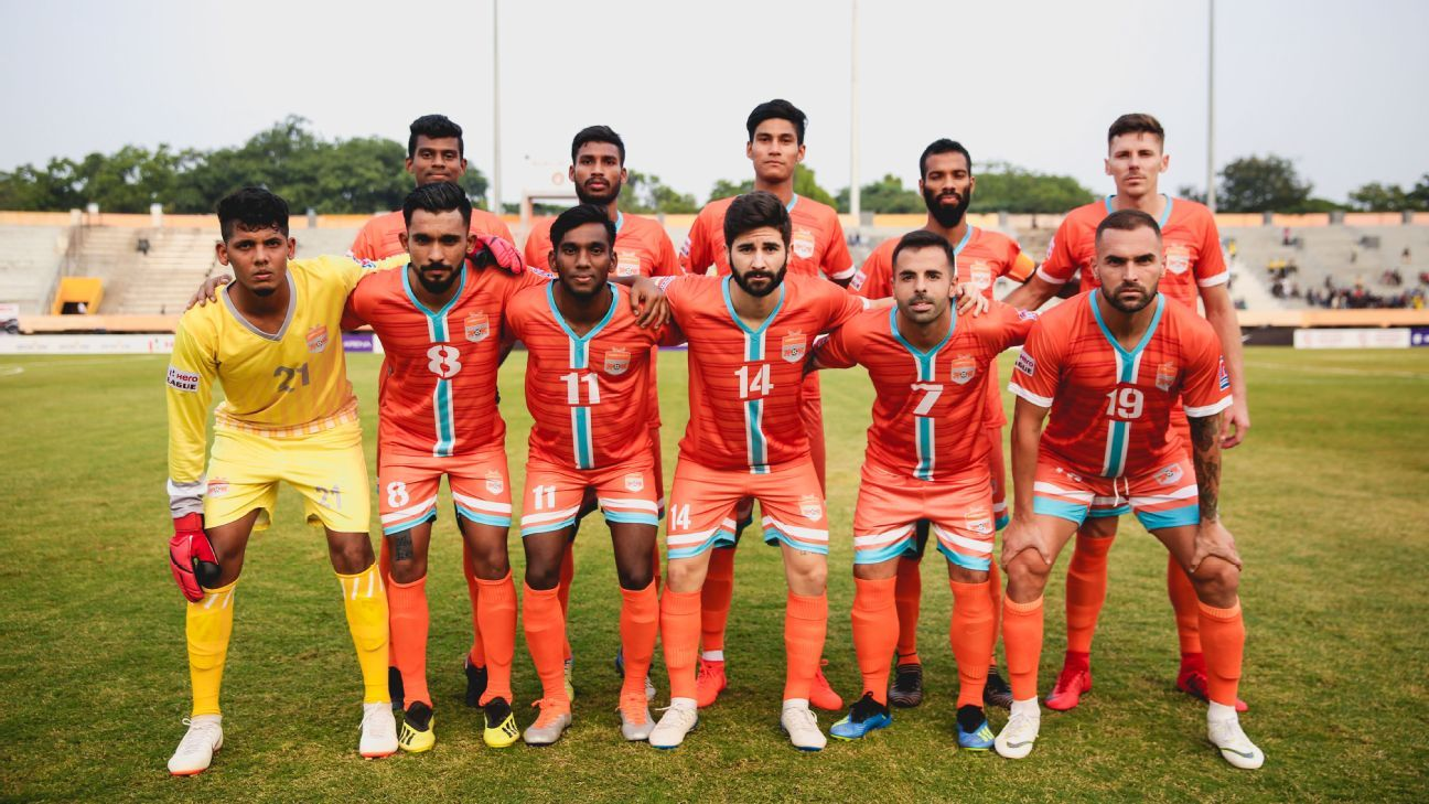 Chennai City, with 37 points, are currently five points ahead of East Bengal and Real Kashmir FC.