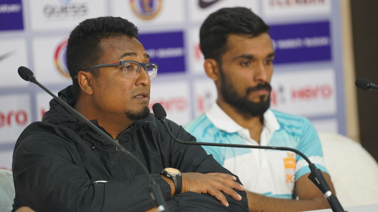 Chennai coach Akbar Nawas says he wanted to elevate his players' understanding of the game this season.