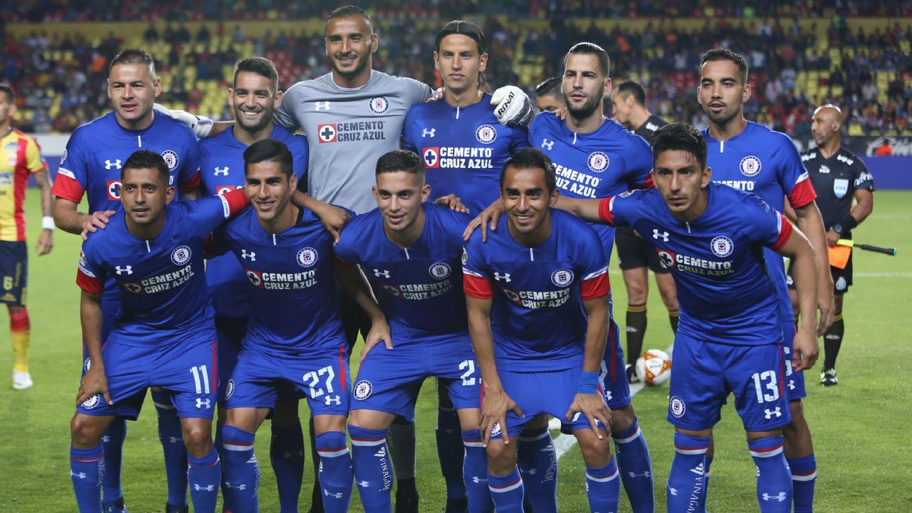 Cruz Azul have the opportunity to end two decades of league futility and win its first Liga MX title since 1998.