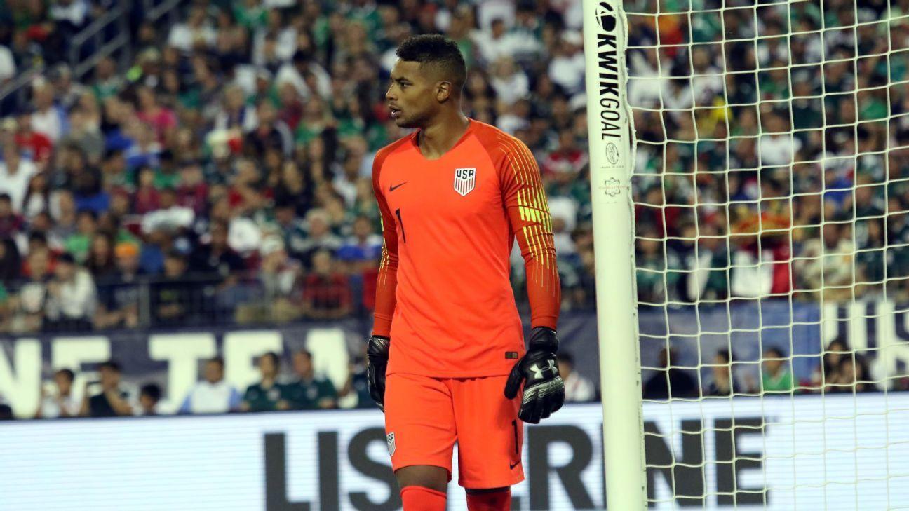 Sources: U.S. goalkeeper Zack Steffen in talks with Manchester City