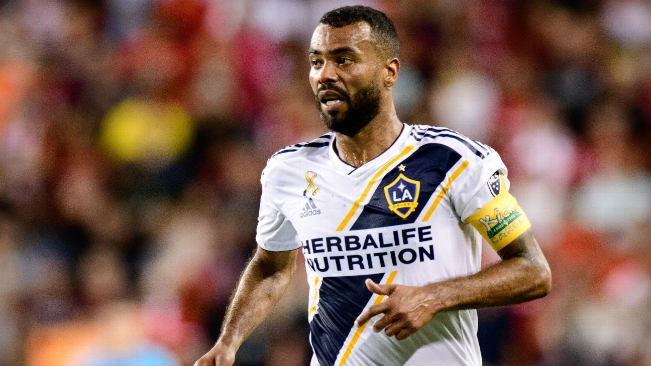 Ashley Cole among 8 released by LA Galaxy after contract option declined