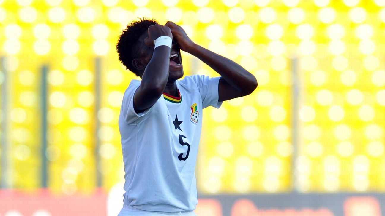 Ghana's early exit from the Africa Women Cup of Nations means they will not go to the FIFA Women's World Cup in France next year.