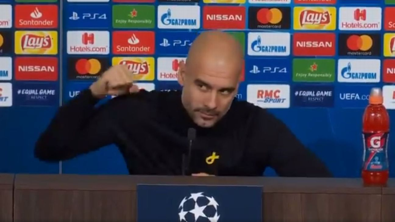 Pep Guardiola did not appreciate being asked to say if he or Jose Mourinho is the better coach