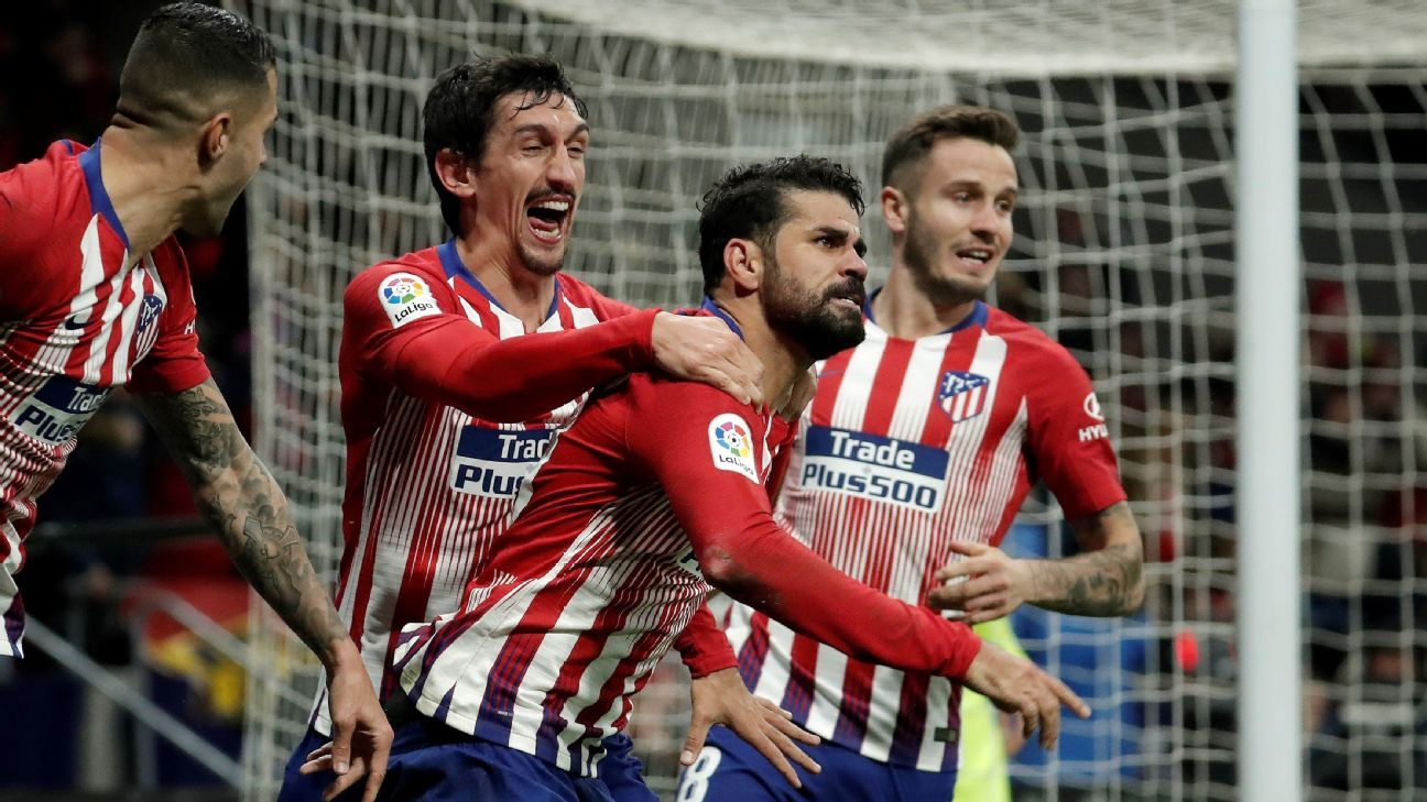 Atletico Madrid are still behind Barcelona but the tussle for supremacy in a wide-open season is making La Liga into must-see TV.
