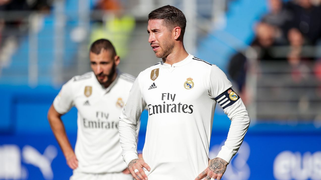 Real Madrid's calamitous season is contributing to the joy of watching La Liga, as smaller teams like Eibar have manhandled the three-time Champions League winners.