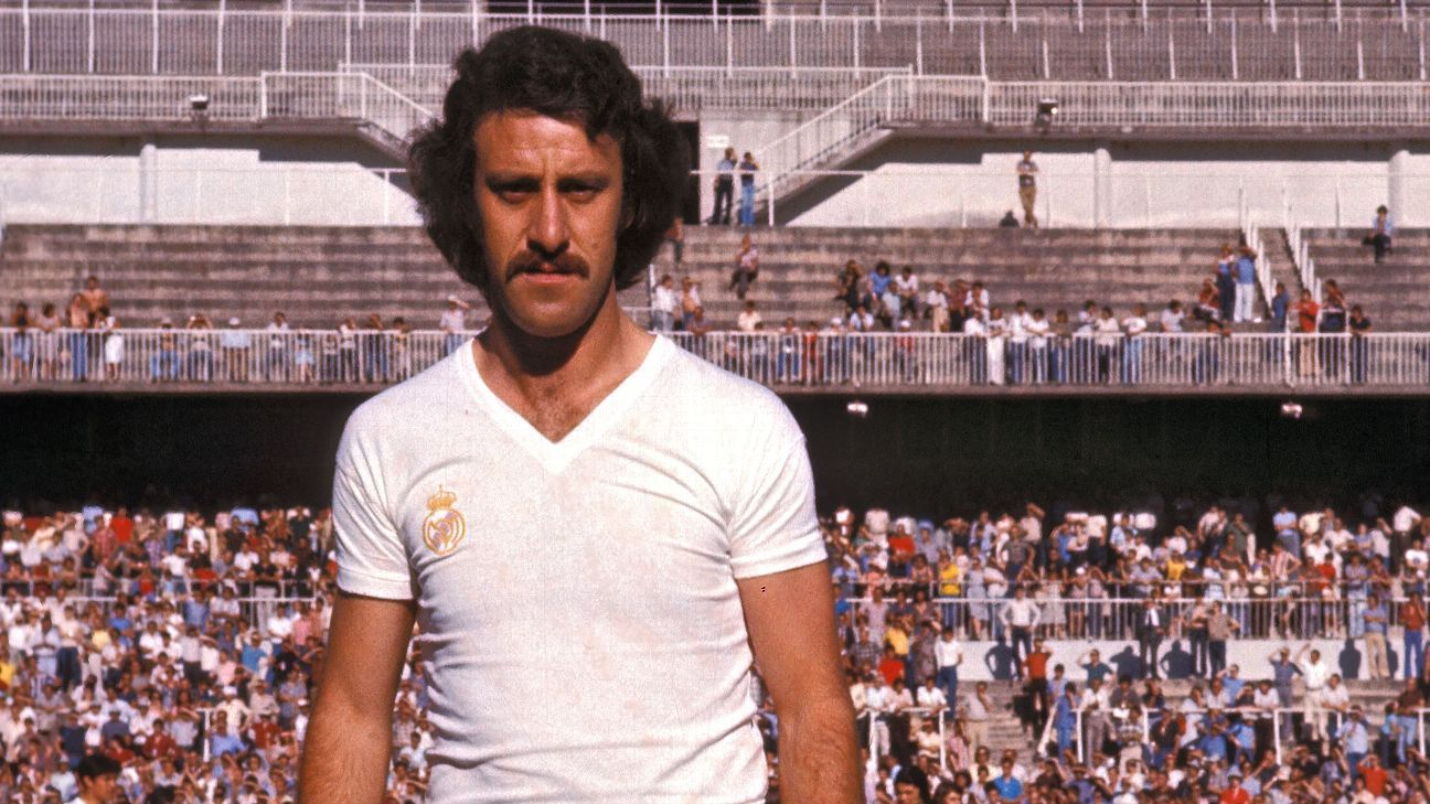 Vicente del Bosque won La Liga seven times and six European Cup/Champions Leagues titles as a player and coach of Real Madrid