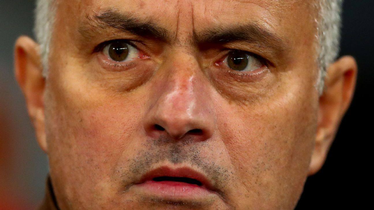 Jose Mourinho's constant history lessons aren't hiding the fact that Man United are stuck in neutral under his management.