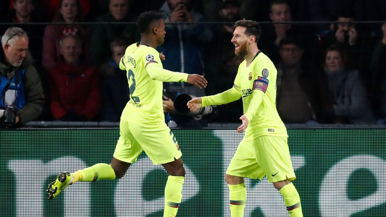 It was business as usual for Lionel Messi against PSV, the Argentine adding another goal and an assist to his Champions League tallies.