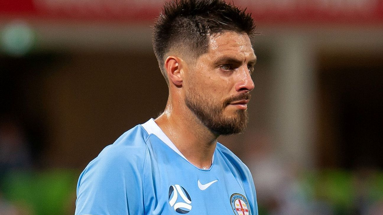 Bruno Fornaroli was left out of City's squad against Brisbane last week, and will miss Sunday's clash with Newcastle Jets.