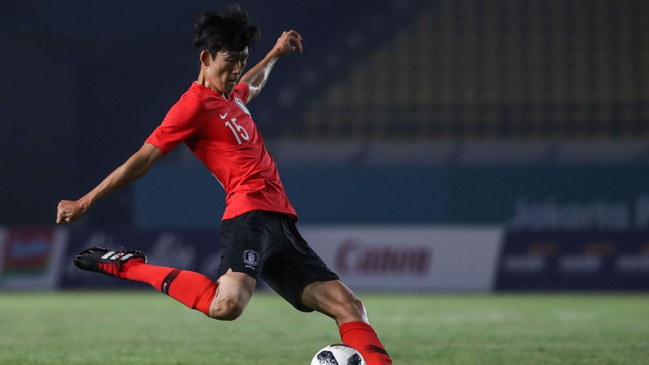 South Korea's Lee Seung-mo suffered a broken neck during a promotion play-off between Gwangju FC and Daejeon Citizen