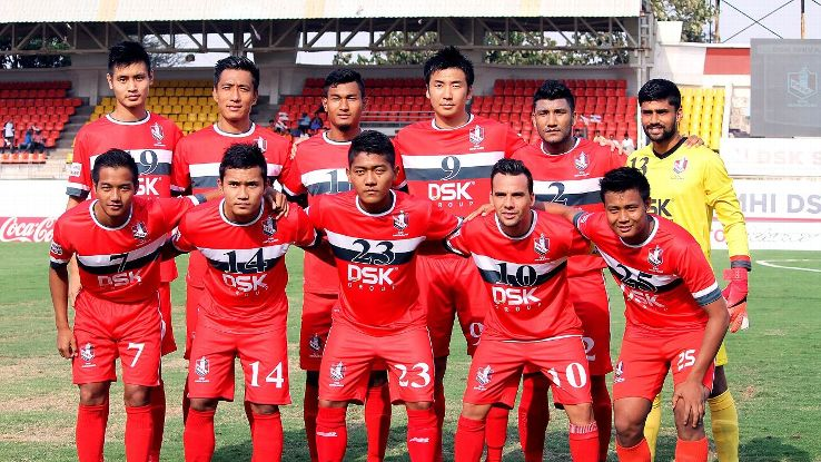 The majority of DSK Shivajians players haven't received payments for the 2016-17 season.