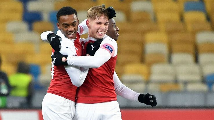 Led by Emile Smith Rowe, Arsenal's youngsters were impressive in making what could have been a difficult away trip look easy.