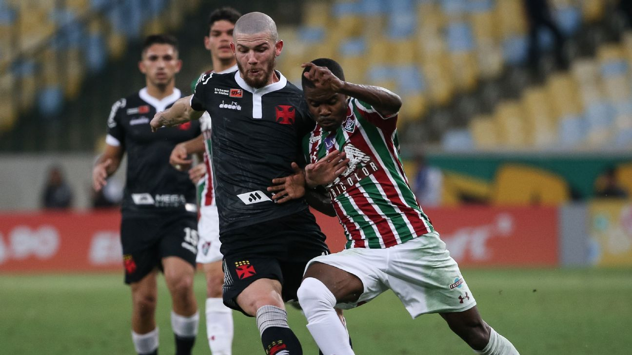 Vasco da Gama and Fluminense were once two of the most powerful clubs in Brazil, in 2018 they are fighting to avoid relegation.