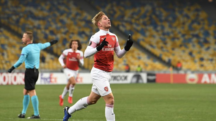 Emile Smith Rowe continues to look the part, scoring his third goal of the campaign in just his sixth appearance.