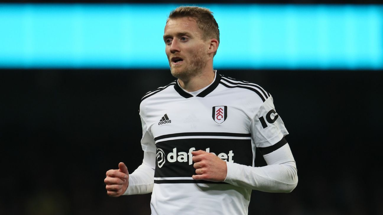 Fulham forward Andre Schurrle believes the German national team's problems will not be solved in the near future
