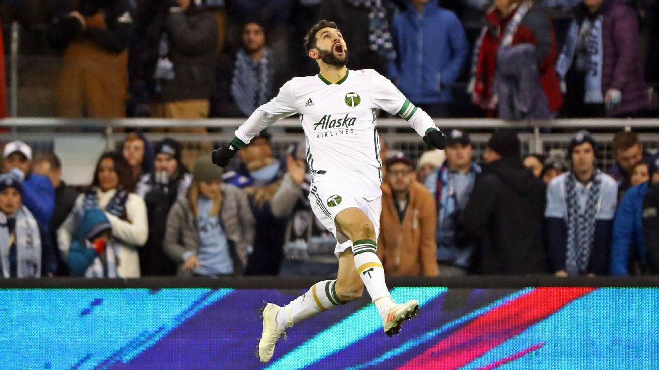 Portland's magic duo, Valeri and Blanco, again make the difference as Timbers soar into 2018 MLS Cup