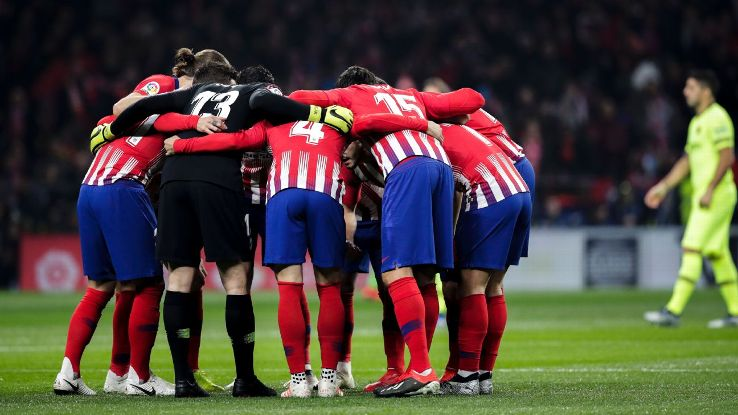 Atletico's strong bond and sense of collective effort makes them tough to beat but it's not always easy on the eye. Yet such criticism misses the point given their success.