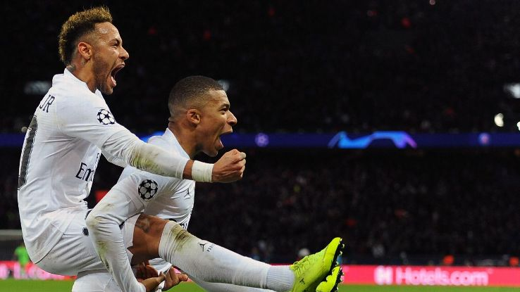 Neymar and Mbappe are the modern embodiment of this wide forward role, exploiting the spaces to drift infield and score against any kind of opponent.
