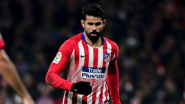 Atletico Madrid forward Diego Costa will undergo a foot operation