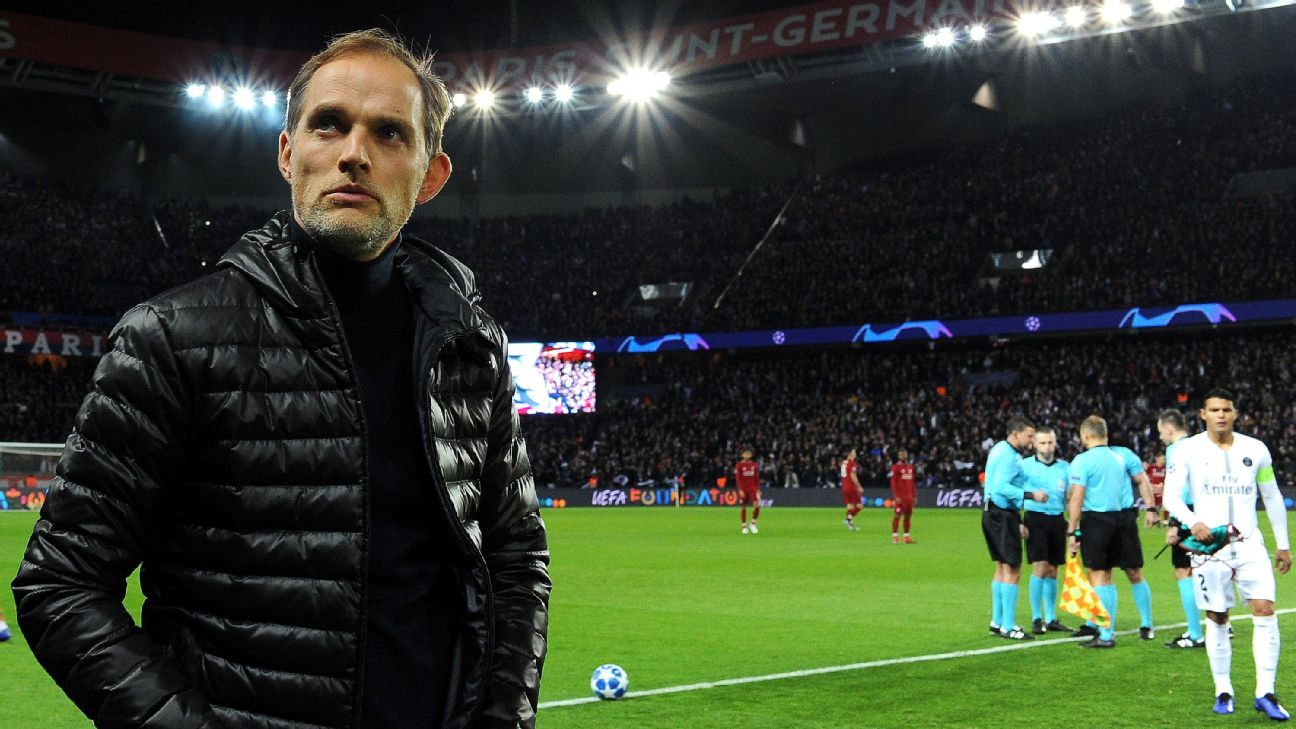 PSG manager Thomas Tuchel will a free weekend ahead of Red Star clash following Montpellier postponement