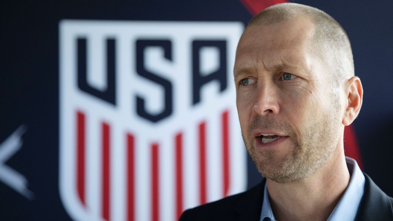 Gregg Berhalter faces a monumental task in restoring the United States Men's National Team.