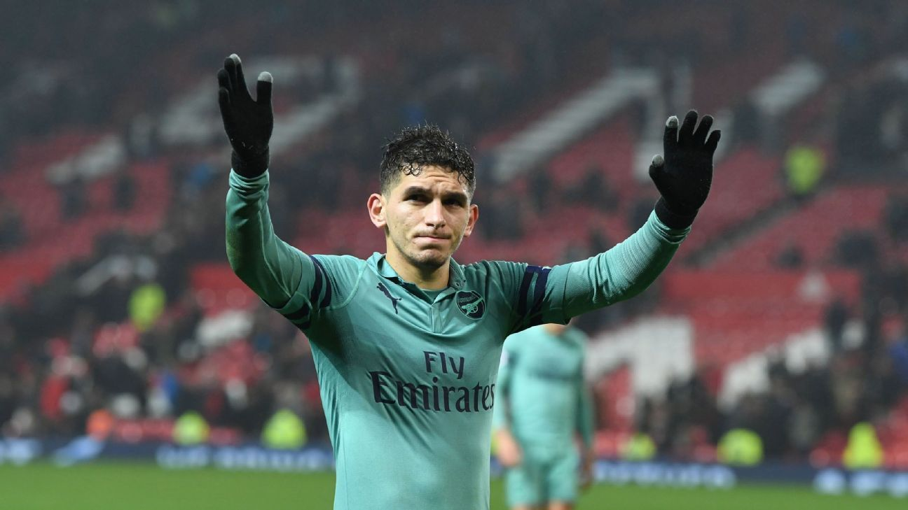 Arsenal's Lucas Torreira was again the 'Little Engine That Could' in a draw with Man United.