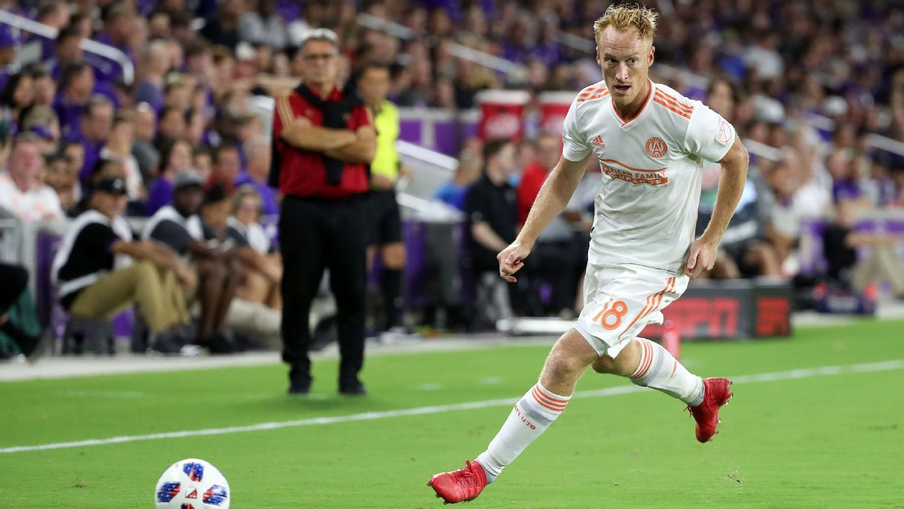 Atlanta United's Jeff Larentowicz the 'go-to guy' for inexperienced MLS Cup finalists