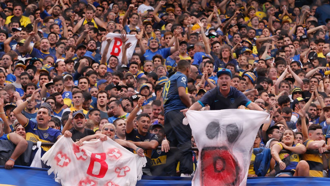 Boca Juniors have failed to sell their 5,000 ticket allocation for the Copa Libertadores final