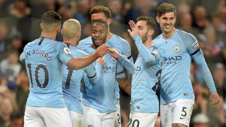 Man City have looked a step above the rest of the Premier League this season and have a real shot to finish the campaign unbeaten.