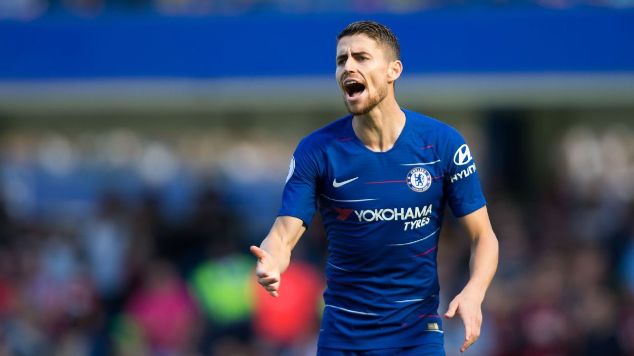 Jorginho's adaptation to English football has been seamless, and his work with Sarri at Napoli has made him a key figure in helping translate the same style of play at Chelsea.