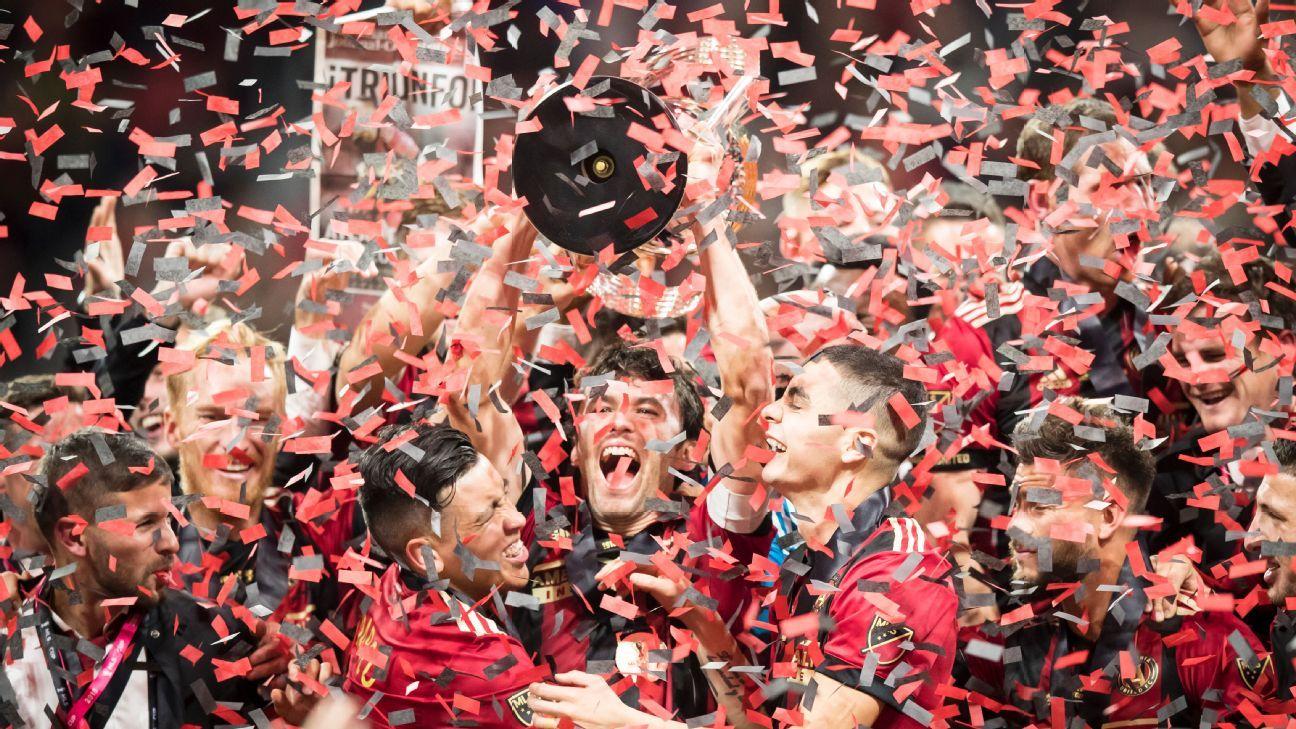 Atlanta United's MLS Cup triumph ends city's long spell of sporting heartbreak