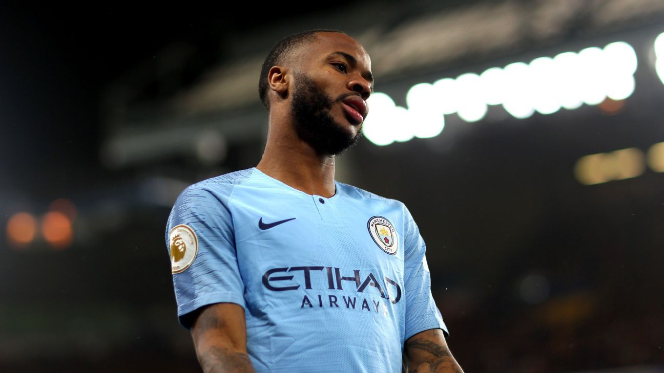 Raheem Sterling was playing as Manchester City suffered their first Premier League loss of the season at Chelsea