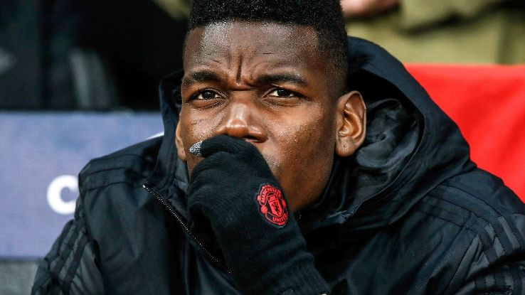 Paul Pogba was left on the bench by Jose Mourinho, who made a statement with a series of his lineup decisions.