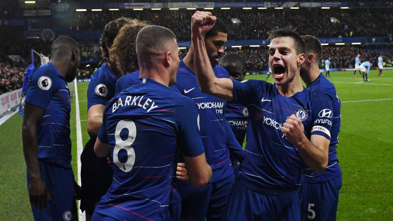 Chelsea's big win over Man City on Saturday says a lot more about Maurizio Sarri's ability to switch things up than it does about Pep Guardiola's side simply having a tough day.