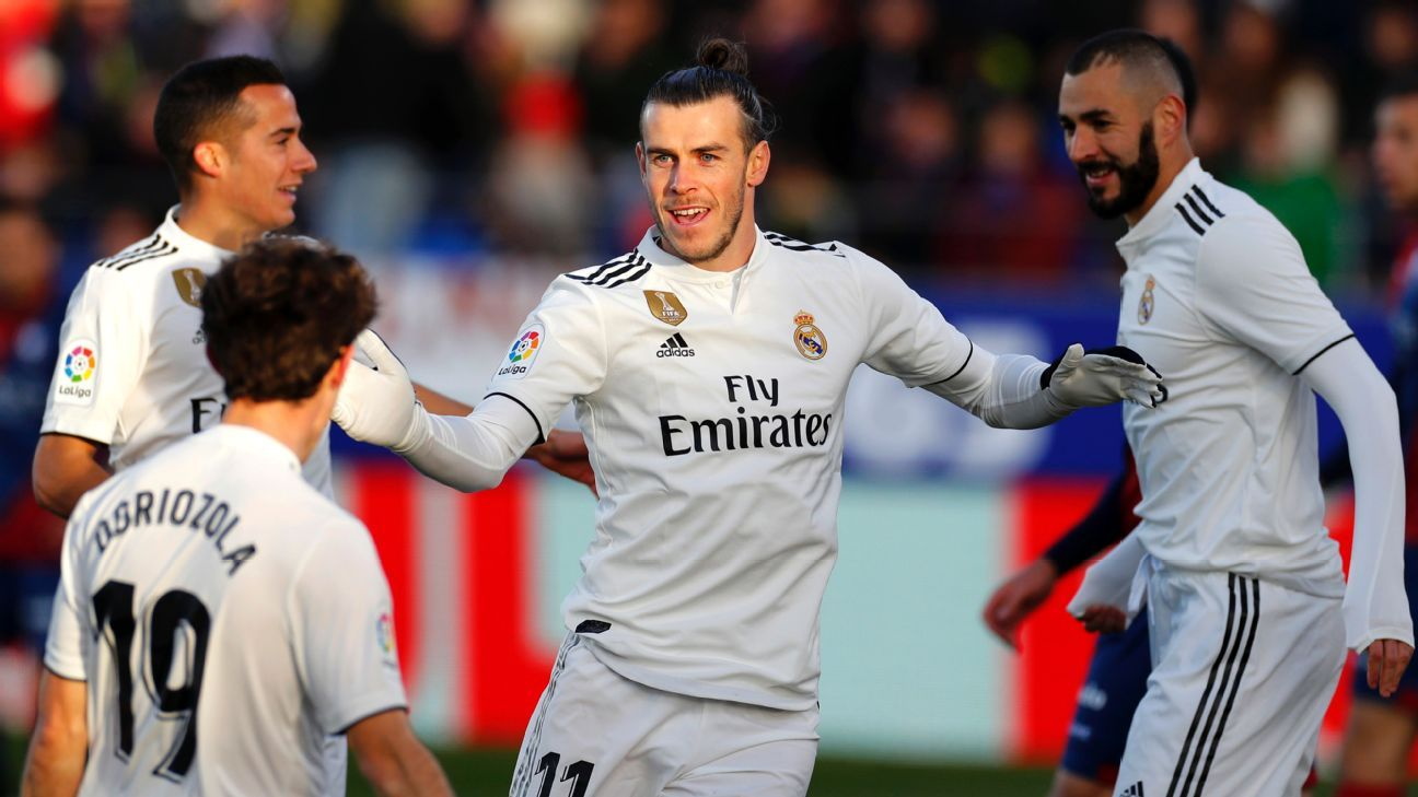Gareth Bale's first goal in a long time helped Real Madrid to a difficult win at Huesca but the most important thing happened at the other end: a clean sheet.