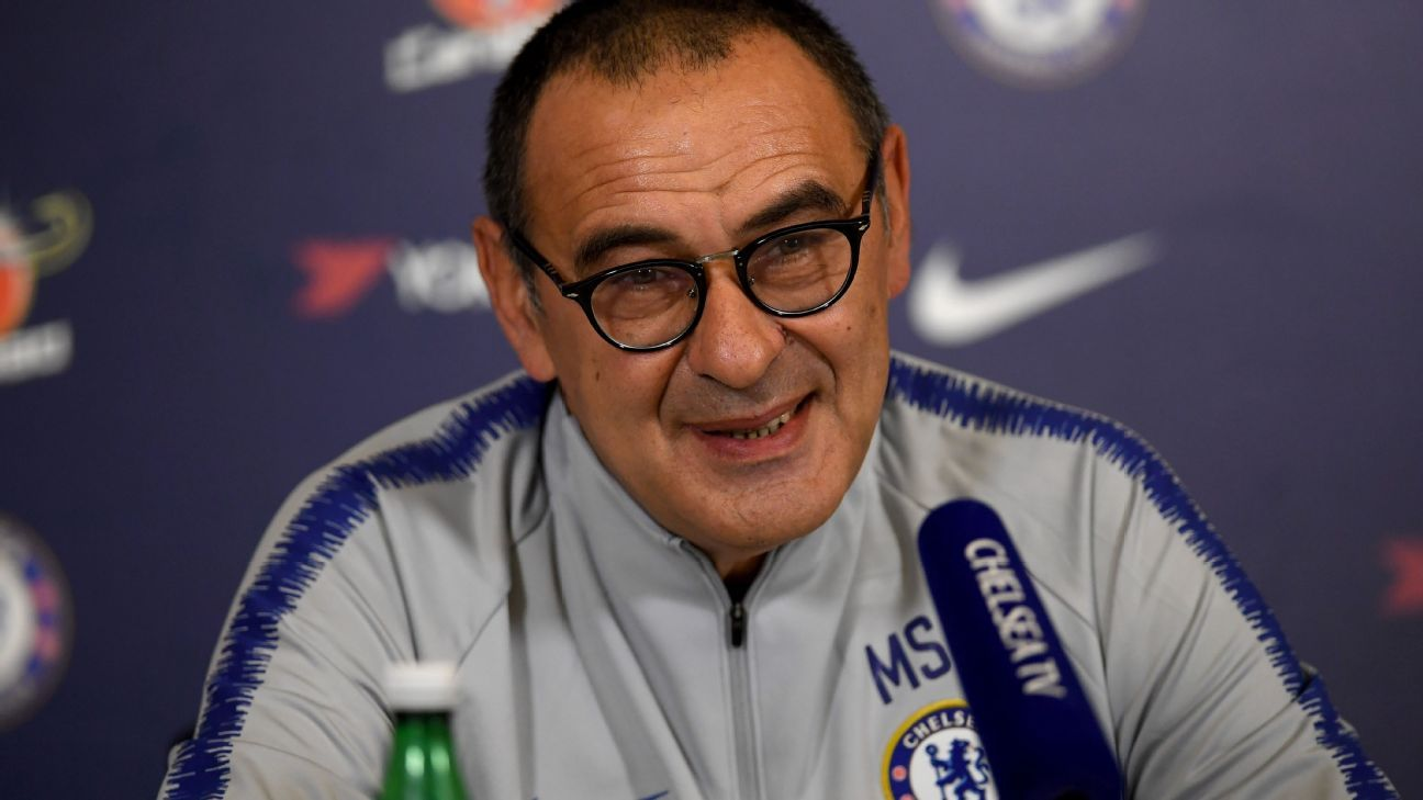 Sarri's clever use of an opponent's press against them has Chelsea looking like a title contender in the not-too-distant future.