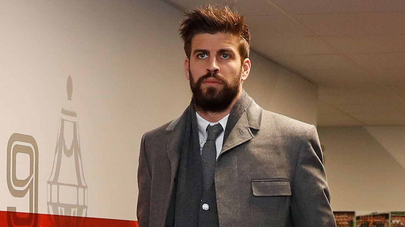 Gerard Pique is president and founder of Kosmos Holding, a sports and media investment group
