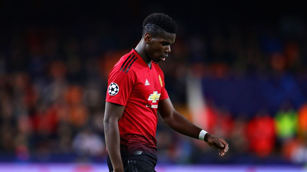 Man United supporters want to see more fight and passion from players, especially big-money ons like Paul Pogba.