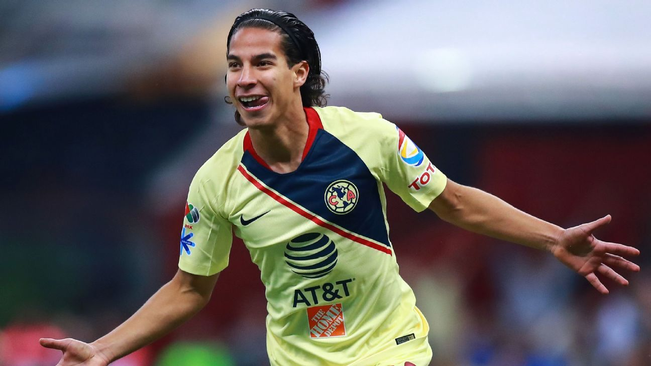 After reaching the summit with Club America, is a move to a European club up next for Diego Lainez?