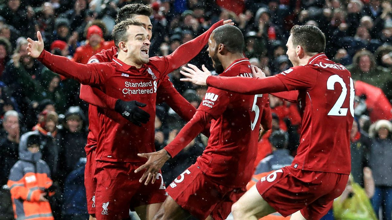 Liverpool's victory wasn't a surprise but the manner in which they dominated Manchester United certainly was.