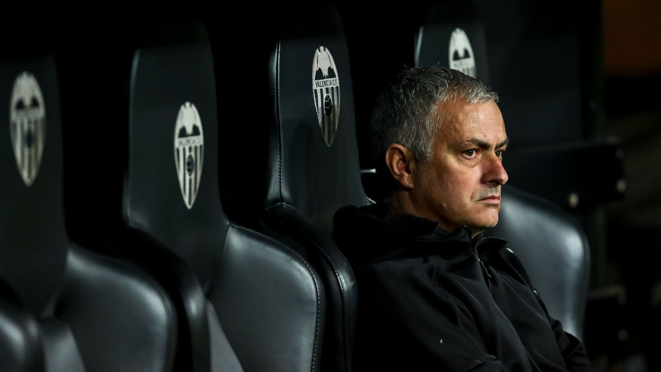 Jose Mourinho's latest high-profile meltdown leaves him with precious few options after Manchester United.